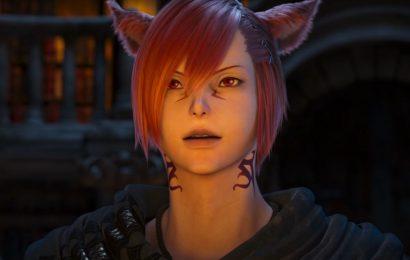 Final Fantasy 14 Endwalker Launches November 2021