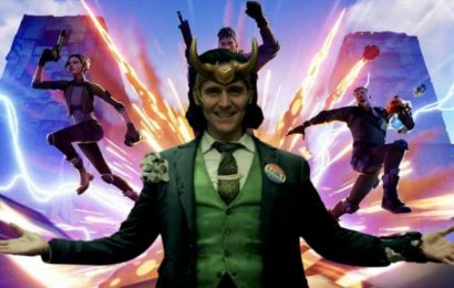Fortnite Has Teased The Arrival Of Loki Ahead Of His Disney+ Premiere