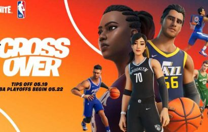 Fortnite x NBA: The Crossover Brings All 30 Uniforms To The Game, But Where's LeBron?