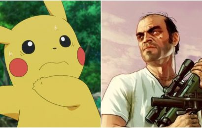 GTA Is Closing In On Pokemon In Terms Of Total Games Sold