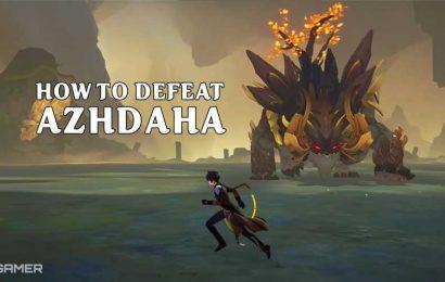 Genshin Impact: How To Defeat Azhdaha