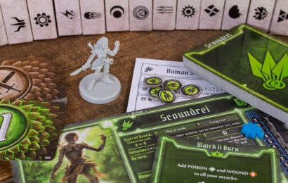 Gloomhaven sequel Frosthaven will change to address cultural bias