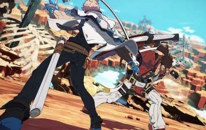 Guilty Gear Strive open beta start time, release date, Anji and I-NO update