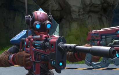 Hero Shooter 'Larcenauts' Coming to Quest & PC VR Soon, Trailer Here