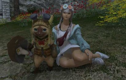 I Cannot Stop Hunting Minions And Mounts In Final Fantasy 14