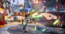 Interview: Ratchet & Clank: Rift Apart's Creative Director On Rivet, Spider-Man, And Why Accessibility Matters