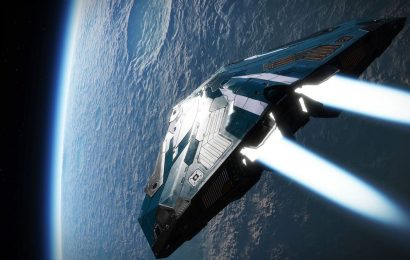 It took seven years, but Elite Dangerous: Odyssey finally made me feel small