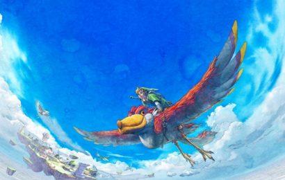 Legend Of Zelda: Skyward Sword HD Remake On Switch Locks Fast-Travel Behind Loftwing Amiibo