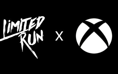 Limited Run Games Is Teaming Up With Xbox