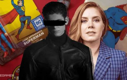 Lois Lane's Son Was Going To Become The Next Batman In The SnyderVerse