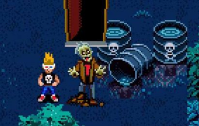 LucasArts 16-bit classic Zombies Ate My Neighbors getting modern re-release