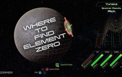 Mass Effect 2: Where To Find Element Zero