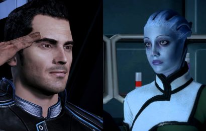 Mass Effect Has Me Feeling Guilty About Virtual Love Triangles