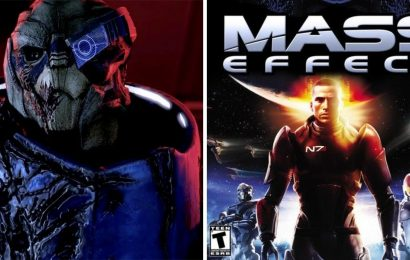 Mass Effect: Where To Find All The Turian Insignias