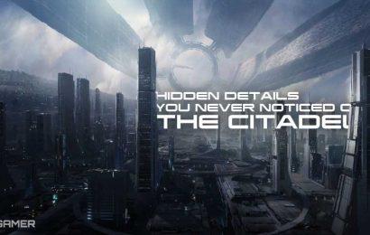 Mass Effect: X Hidden Details You Never Noticed On The Citadel