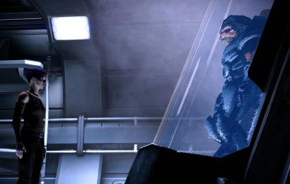 Mass Effect's Grunt Has The Best Entrance Of Any Character Anywhere