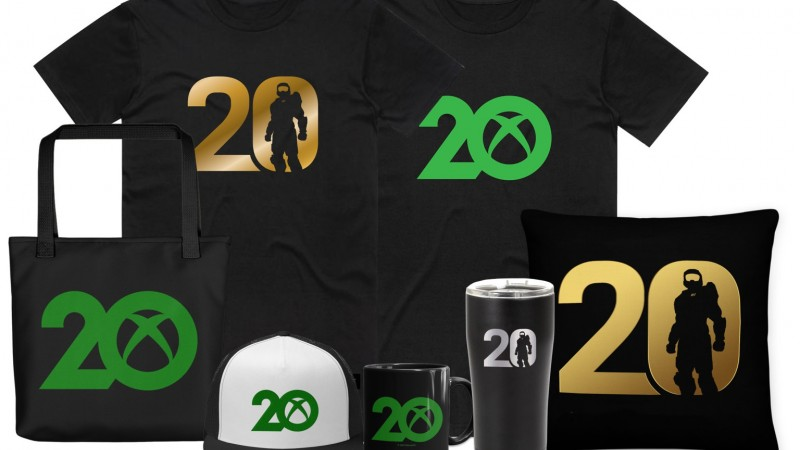 Microsoft Celebrates 20 Years Of Xbox With New Gear, Halo Love, And More