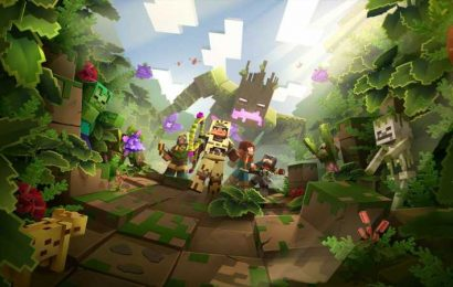 Minecraft Dungeons Is Getting Cloud Save Support