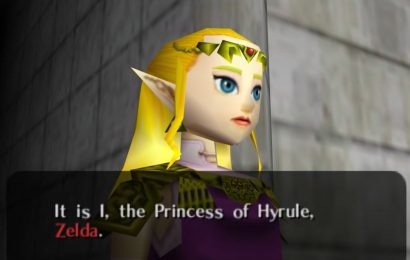 Mirror Mode:  The Next Zelda Should Just Be About Hyrule's Princess