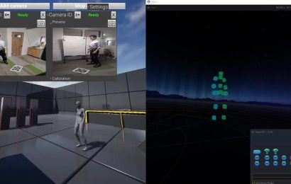 MocapForAll Turns Phones & Webcams Into Body Trackers
