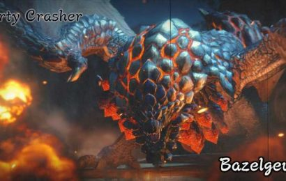Monster Hunter Rise: How To Beat Bazelgeuse, Weaknesses And Best Equipment