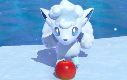 New Pokemon Snap: Every Pokemon In Shiver Snowfields (Day)