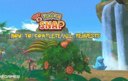 New Pokemon Snap: How To Complete All Requests