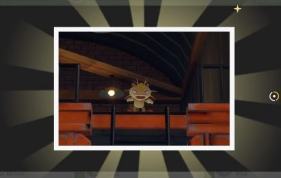 New Pokemon Snap: The Empty Room Request Guide