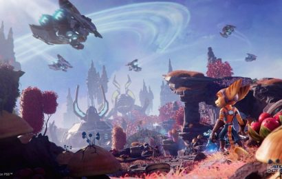 New Ratchet & Clank: Rift Apart Trailer Is About Exciting Planet Exploration Ahead