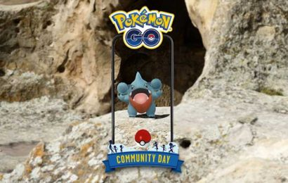 Niantic Shares Details On Pokemon Go's Gible Community Day