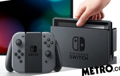Nintendo Switch Pro appears on Amazon – has USB 3.0 and Ethernet port