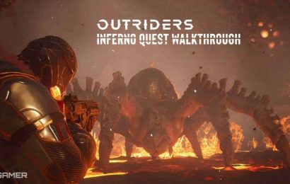 Outriders: Inferno Quest Walkthrough