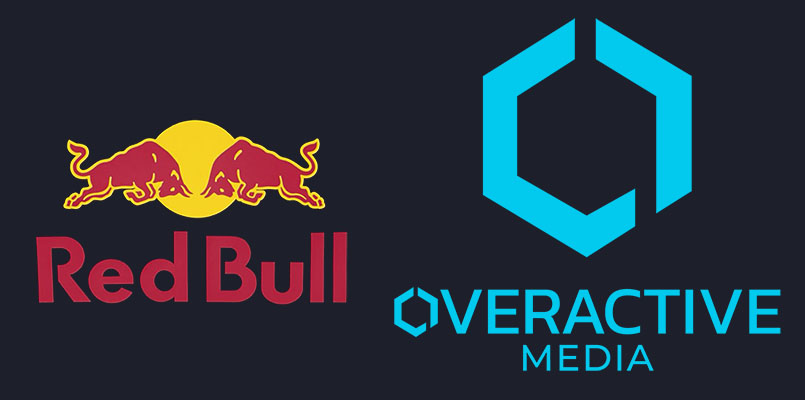 OverActive Media Partners With Red Bull, Unveils Rebrand – The Esports Observer