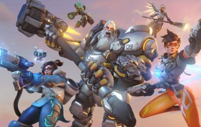 Overwatch 2 Livestream Showing Off PvP Gameplay and New Maps Coming Later This Month