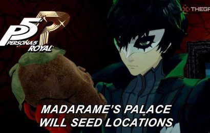 Persona 5 Royal: Madarame's Palace Will Seed Locations