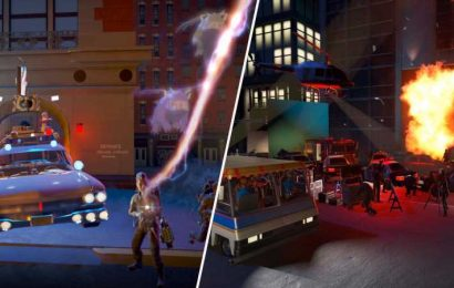 Planet Coaster Console: Ghostbusters And Studios DLC Overview: I Ain't Afraid Of No Content