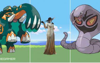 Pokemon: 10 Pokemon Taller Than Lady Dimitrescu From Resident Evil Village