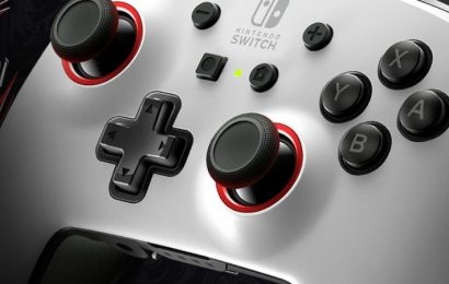 PowerA's Fusion Pro Is A Great Wireless Controller For Nintendo Switch