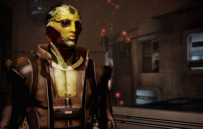 Prominent Mass Effect Modder Deletes All Of Her Work To Stop Others Copying It In Legendary Edition