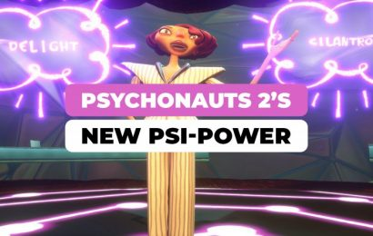 Psychonauts 2: Exclusive First Look At The Game's New Psi-Power
