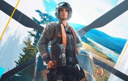 Rainbow Six Siege's new update includes a Nakoda Operator, tons of fixes