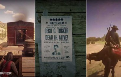 Red Dead Online: The 10 Hardest Legendary Bounty Hunter Missions (And How To Beat Them)