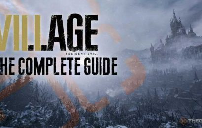 Resident Evil 8 Village Complete Guide And Walkthrough