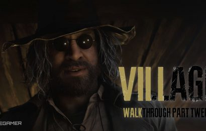 Resident Evil Village Walkthrough Part 12 – Heisenberg's Factory