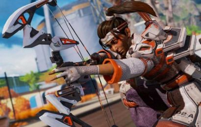 Respawn Nerfing The Bocek Bow And Spitfire In Apex Legends