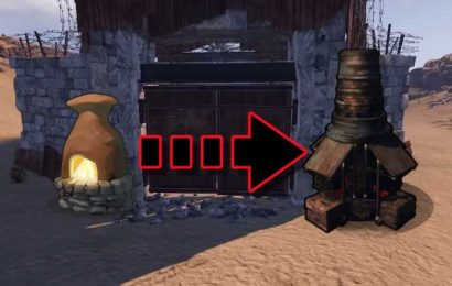Rust: How To Build And Use The Furnace