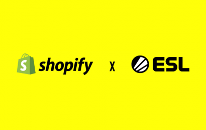 Shopify and ESL Gaming announce partnership – Esports Insider