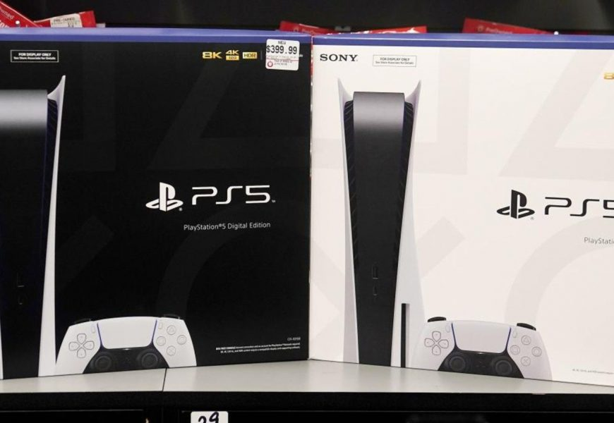 Sony Boss Hopeful PS5 Supply Issues Will Be Resolved Later This Year