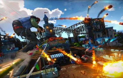 Sony Has Registered A Trademark For Sunset Overdrive – Could A Port Be On The Way?