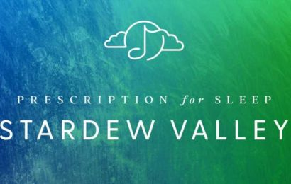Stardew Valley's Prescription For Sleep Album Is Out Now